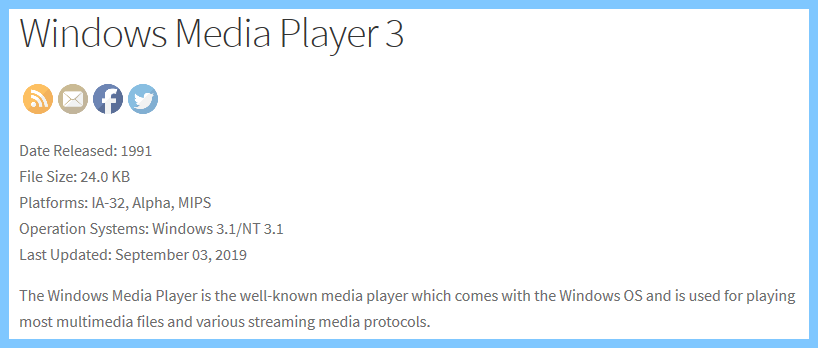 Windows-Media-Player